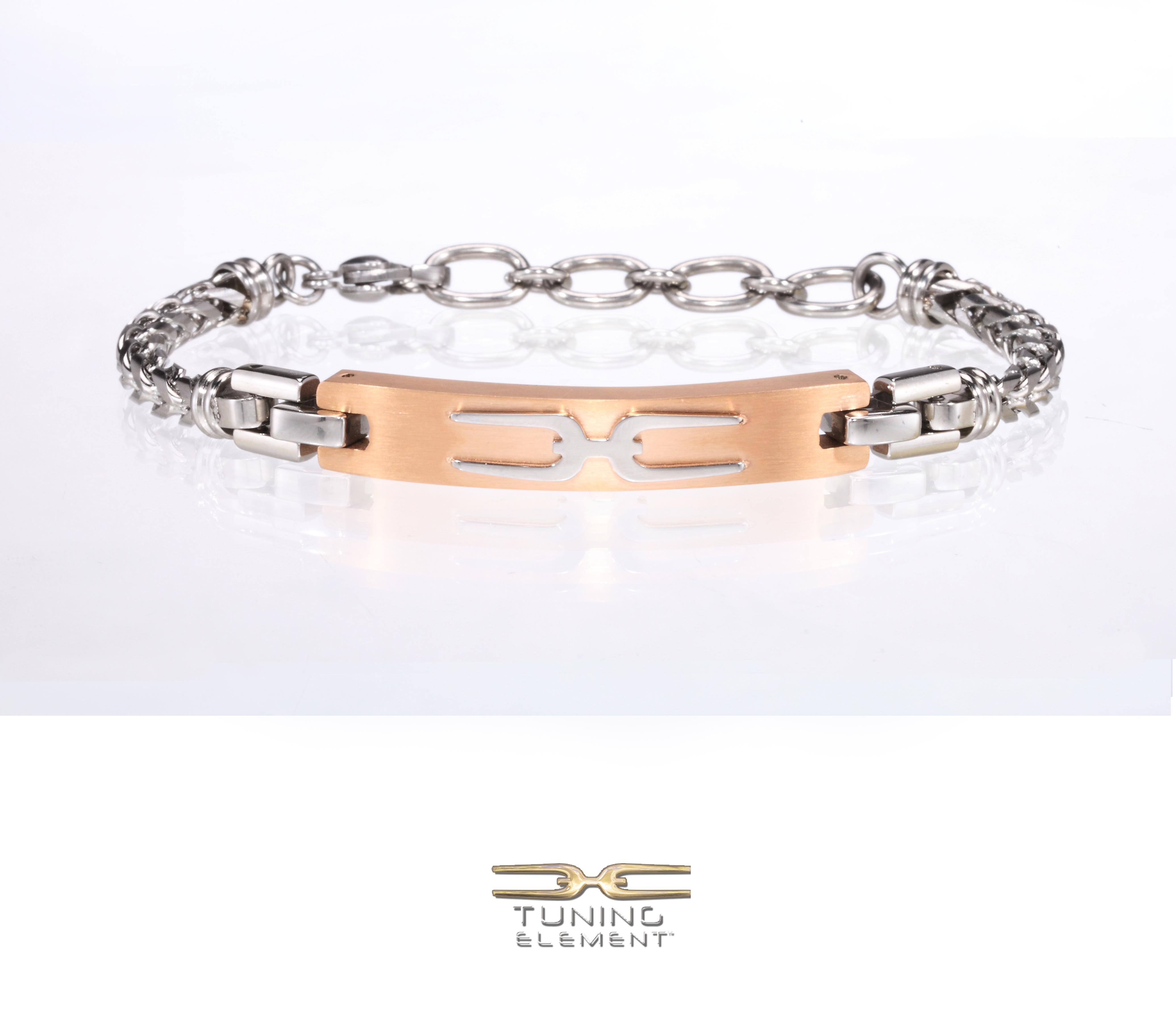 Ante Gold Bracelet | Tuning Element | Level 3